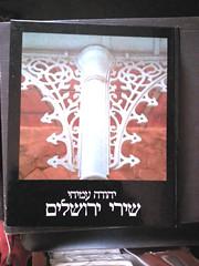 Yehuda Amichai - Poems of Jerusalem (lewshima) Tags: yehudaamichai posieisralienne isral culturegnraledesgrandsdeurope smugness shock
