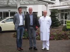 Besuch der Sauerlandklinik Hachen