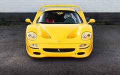 Giallo Modena (Alexbabington) Tags: ferrari f50 giallomodena yellow cars car supercar supercars hypercar classic london