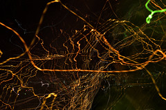 Infrastructure (Owen J Fitzpatrick) Tags: ojf people photography nikon fitzpatrick owen j joe pretty pavement chasing d3100 ireland editorial use only ojfitzpatrick eire dublin republic city tamron electricity electrics abstract light trails abstraction night dark lighting artificial lines 2016 nighttime freeflow long exposure manual mode infrastructure