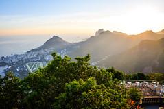 Corcovado Landscape (Valdy71) Tags: brasil brasile corcovado riodejaneiro landscape