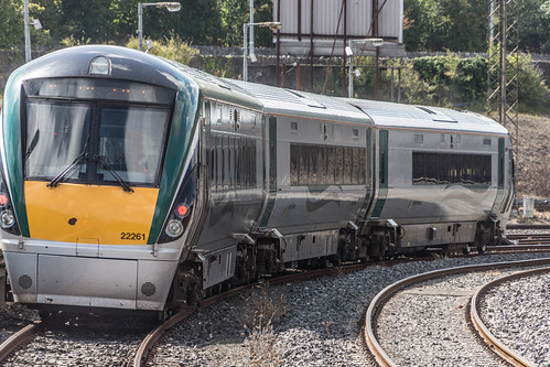 THE MINISTER PLUS PLATFORM 10 AND THE PHOENIX PARK RAILWAY TUNNEL [NOT FORGETTING IRISH RAIL STAFF] REF-107109