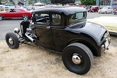 1930 Ford ModelA (bballchico) Tags: ford modela hotrod coupe 1930 goodguys 5window guyhall goodguyspacificnorthwestnationals 425buick