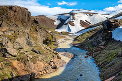 Kerlingarfjöll - Explored ! (Ornaim) Tags: wild summer vacation sun mountain snow nature river landscape island iceland nikon hard center highland filter valley lee 06 tamron islande lightroom d610 kjolur gnd kerlingarfjoll sudurland