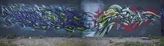 Plug_BTK - Hunt_TPN (tombomb20) Tags: street uk west art graffiti paint yorkshire leeds bad spray crew badger plug nomad hunter taste graff trans burner pennine nomads hunt wy btk krew shading 2015 tpn tombomb20