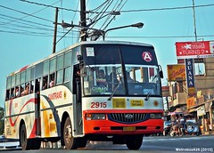 Santrans (EDSA-Baclaran Line) (metrobus926_revival) Tags: santarosa sr ud 2915 frontengine nissandiesel santrans exfoh cpb87n fe6b