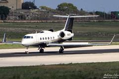Private --- Gulfstream Aerospace Gulfstream G450 --- N450FX (Drinu C) Tags: plane private aircraft aviation sony dsc gulfstream mla bizjet privatejet g450 gulfstreamaerospace lmml hx100v adrianciliaphotography n450fx