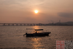 IMG_8236 (Edward Ha) Tags: sunset canon landscape hongkong outdoor   newterritories yuenlong    laufaushan