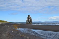 Hvtserkur (sebip!) Tags: travel mountains ice beach strand trekking island lava waterfall iceland amazing rocks wasserfall atlantic glacier berge ridge backpacking middle northern gletscher geysir atlantik vulcanism