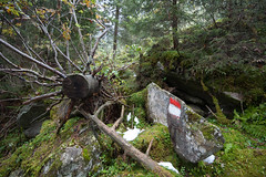 Nationalpark Hohe Tauern in der Umgebung der Rudolfshtte am Weisee-bw_20150926_2670.jpg (Barbara Walzer) Tags: uttendorf nationalparkhohetauern weissee gletscherwelt berghotelrudolfshtte weisseegletscherwelt alpinzentrumrudolfshtte