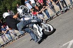 Cascade Moto (xwattez) Tags: auto france motorcycles motorbike moto tarn cascade stunt saintsulpice 2015 rassemblement tonnerremcanique