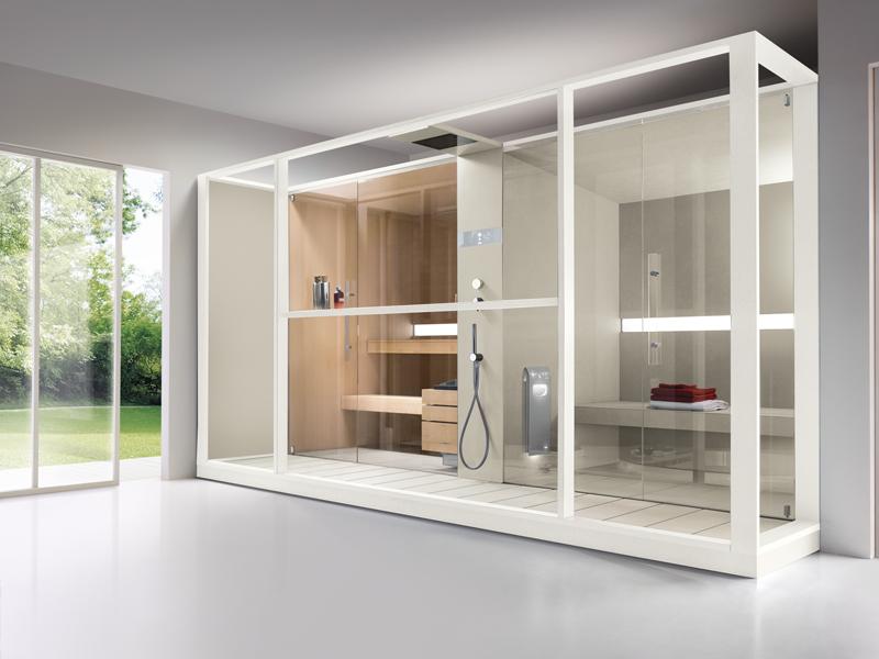 Bagno turco e sauna - Daripa Lecce : bagno turco lecce : Design