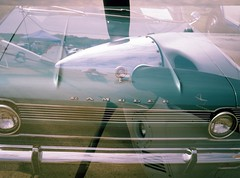 Franklin Fly in Drive in 2015 (rentavet) Tags: 645 velvia franklinpa fujigs645s