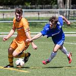 Petone FC v Team Taranaki 11