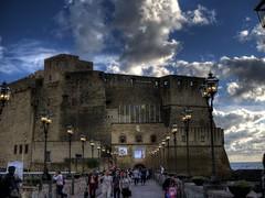 Castel dell'Ovo (CeBepuH) Tags: italy geotagged campania ita napoli naples hdr casteldellovo vomero neapol eggcastle  geo:lat=4082948353 geo:lon=1424785800