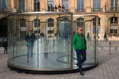 Dan Graham (dprezat) Tags: paris art nikon galerie exposition graham placevendme fiac 2015 dangraham contemporain nikond800 horsdesmurs
