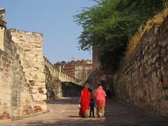 """Jodhpur: à la découverte de la ville bleue <a style=""""margin-left:10px; font-size:0.8em;"""" href=""""http://www.flickr.com/photos/127723101@N04/22553654201/"""" target=""""_blank"""">@flickr</a>"""