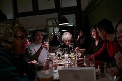 Schnappschsse vom Mnchner Flickr-Treffen 1/13 (Helmut Reichelt) Tags: leica germany mnchen deutschland bavaria oberbayern kloster flickrmeeting wirtshaus leicam flickrtreffen preysingstrase 301015 leicasummilux35mmf14asphii colorefexpro4 typ240 captureone8