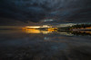 Bohol Panglao, Philippines (Dodzki) Tags: landscape sunset sea bohol panglao philippines digitalblending