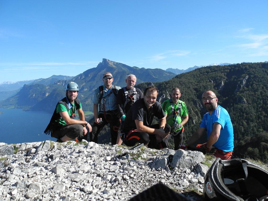 Klettersteig Rakousko : The world s best photos of klettersteig and mondsee flickr hive mind