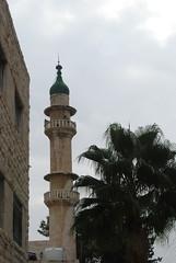 MInaret near 2nd Circle - Amman (jrozwado) Tags: asia minaret amman mosque jordan islamic مسجد الأردنّ عمّان jebelamman جبلعمان