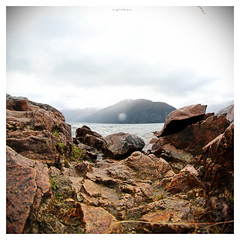 Nahuel Huapi (R-MeGa) Tags: travel patagonia lake argentina mxico postcard lagos fisheye explore ecologa mx canoneos fci bariloche ecoturismo nahuelhuapi ojodepez 70d fotoclubingenieros sancarlosbariloche samyang8mmf35 canoneos70d canon70d fotoclubing