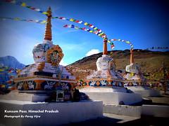 kunzum pass (Parag Vijra) Tags: india mountains trek photography highway buddha stupa buddhism flags adventure journey prayerflags himalaya rohtangpass himachal spiti letsgo gompa himachalpradesh traveler rohtang losar kaza highestpass kunzum kunzumpass paragvijra creativecanvasentertainment