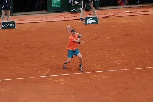 Tomas Berdych - Roland Garros 2015 - Tomas Berdych
