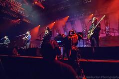 Mumford and Sons in concert at the Echo Arena, Liverpool, UK (paulwarbo) Tags: camera musician music horizontal liverpool video concert theater theatre stage gig band arena videocamera singer microphone cameraman cameramen performingart colorimage colourimage benlovett marcusmumford echoarena mumfordsons mumfordandsons winstonmarshall teddwane