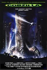 COBzilla (marknpm1) Tags: david monster movie poster skull dinosaur satire cage godzilla nicolas scientology izzy fraud shoop isadore chait miscavige markpm marksshoops marknpm cobzilla