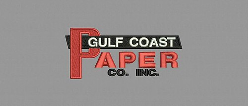 Gulf Coast Paper - embroidery digitizing by Indian Digitizer - IndianDigitizer.com #machineembroiderydesigns #indiandigitizer #flatrate #embroiderydigitizing #embroiderydigitizer #digitizingembroidery http://ift.tt/1Mqb4uG