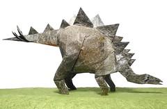 Stegosaurus - Fumiaki Kawahata (Mariano Zavala B) Tags: stegosaurus kawahata fumiaki