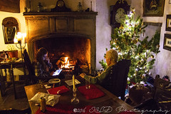 Christmas Day by the fire (IHD Photography) Tags: christmas family festive fire day pentax farm seasonal relaxing warmth k3