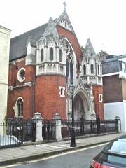 P1390207 Evangelical Church, Brompton (londonconstant) Tags: lodonconstant costilondra promenades streetscapes architecture london