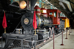 V&T Locomotive #20 Tahoe (Jeff_B.) Tags: railroadmuseumofpennsylvania train tains pennsylvania penn pa railroad stasburg locomotive virginiaandtruckeerailroad baldwin baldwinlocomotive tahoe