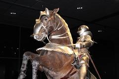 A Knight (Davydutchy) Tags: nationaal militair museum nmm military soest trn tatra register nederland annual rally herfstmeeting najaarsmeeting meeting treffen herbsttreffen soesterberg utrechtse heuvelrug horse paard pferd hynder cheval knight ridder ritter cavallerie harnas rstung september 2016