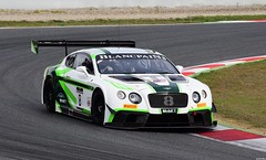Bentley Continental GT3 / Andy Soucek / Maxime Soulet / Bentley Team M-Sport (Renzopaso) Tags: bentley continental gt3 andy soucek maxime soulet team msport blancpain gt series 2016 circuit barcelona bentleycontinentalgt3 andysoucek maximesoulet bentleyteammsport circuitdebarcelona blancpaingtseries blancpaingtseries2016 racing race motor motorsport photo picture