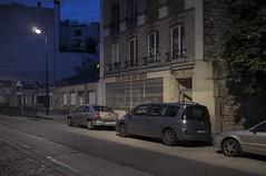 . (Le Cercle Rouge) Tags: paris france night streets darkness light montparnasse quartierperdu modiano thewalkerdiaries chapter11