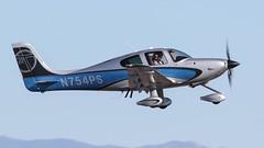 Cirrus SR22T N754PS (ChrisK48) Tags: aircraft airplane dvt kdvt n754ps phoenixaz phoenixdeervalleyairport 2013 cirrussr22t sr22