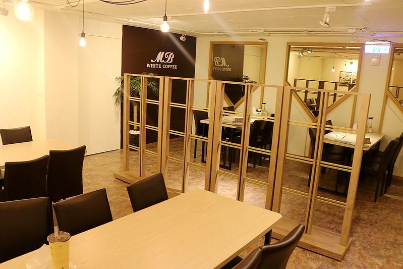 MB white coffee士林店南洋風味美食咖啡廳094