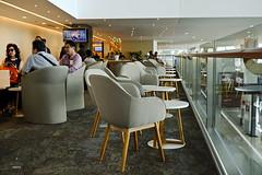 Mezzanine lounge (A. Wee) Tags: terminal3 cgk jakarta  indonesia  airport  garudaindonesia lounge