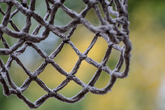 No Hoop's today. (Omygodtom) Tags: outdoors net bokeh nikon abstract art d7100 digital wow nikon70300mmvrlens lens lines day