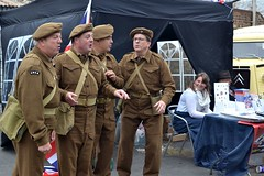 2016-09-17: Puttin' On The Blitz (psyxjaw) Tags: chatham dockyard forties event salutetotheforties kent 40s reenactment historic