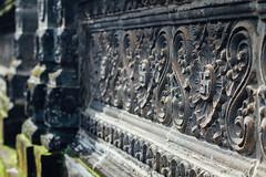 Swastika in Balinese Hindu Temple Wall, Seminyak (AdamCohn) Tags: adamcohn bali balinesehindu balinesehinduism balinesetemple hindu hindutemple indonesia seminyak carved carving stone swastik swastika wwwadamcohncom