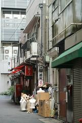 tokyo6043 (tanayan) Tags: urban town cityscape tokyo japan nikon j1 road street alley   yaesu