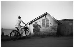 Krapetz, August 2016 (skumata) Tags: minolta rokkor analog film tmax kodak id11 ilford developer x700 bulgaria krapetz bicycle