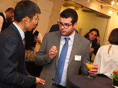 20-10-16 Cross Chamber Young Professionals Networking Night IV - PA200049