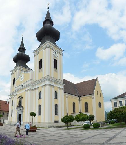 Wallfahrtskirche Maria Taferl