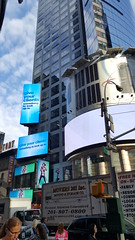 2016-10-19 - Corner of 42nd and 7th Ave (zigwaffle) Tags: 2016 nyc newyorkcity manhattan timessquare rockefellercenter saintpatrickscathedral fifthavenue wretchedexcess centralpark