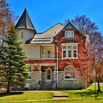 Orillia Ontario ~ Canada ~ Tisdale House ~ Heritage House ~ Tisdale Towers Bed and Breakfast thumbnail
